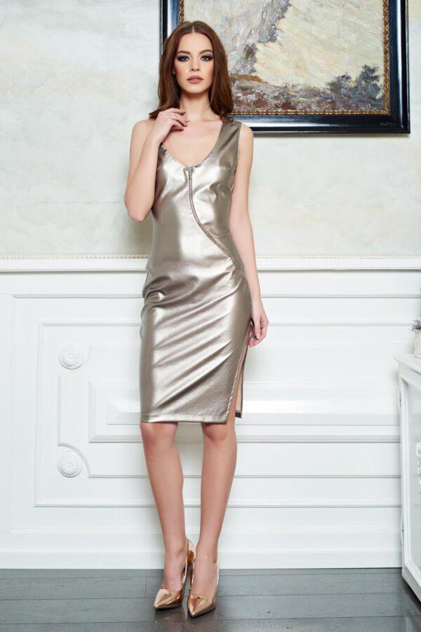Kaleidoscop Hot Elixir Silver Dress