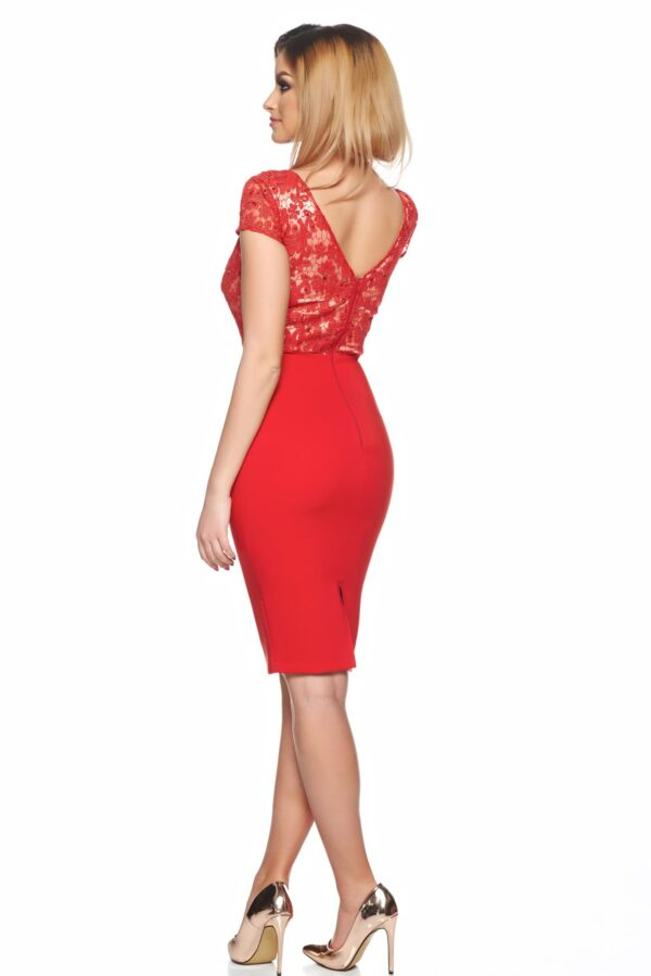Red Dress Occasional