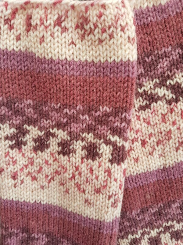 Knitted Leg Warmer