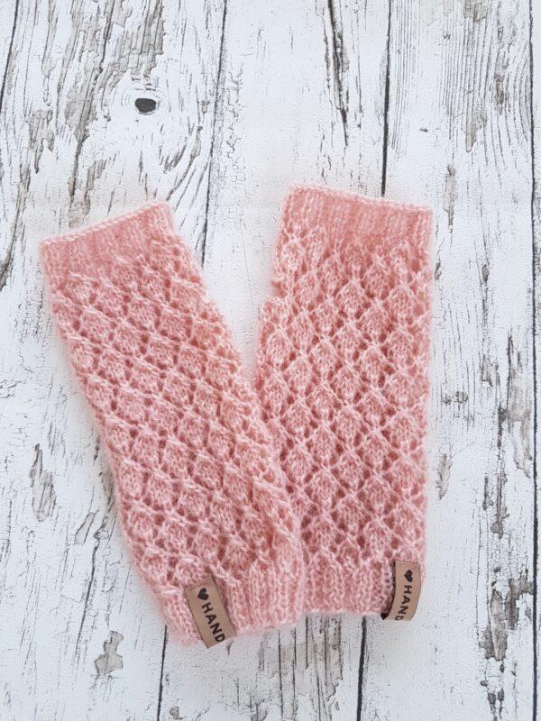 Beautiful Fingerless Mittens