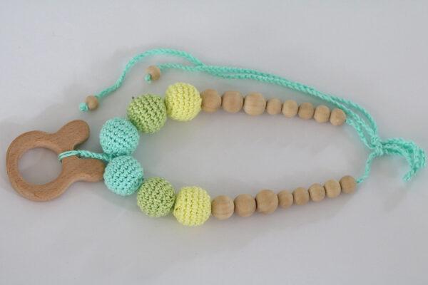 Nursing Necklace Bunny