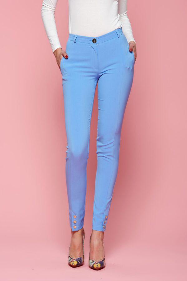 Classic Style LightBlue Trousers