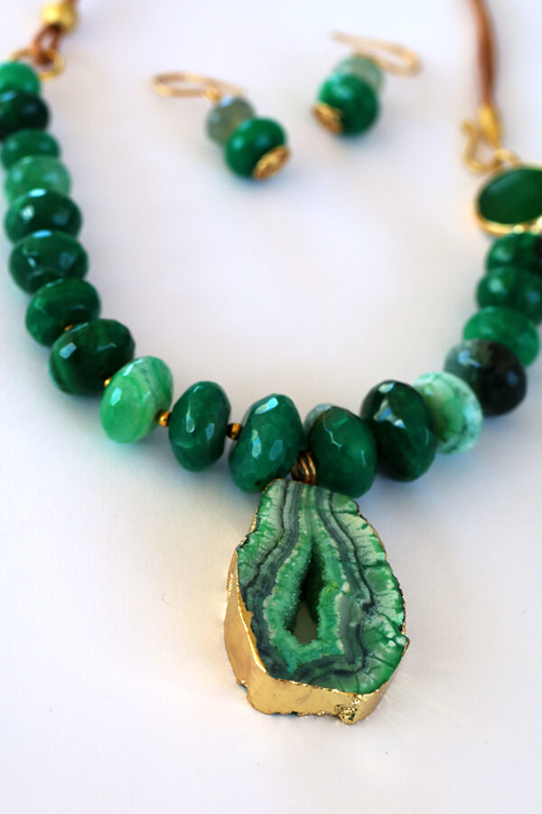 Agate Green Set